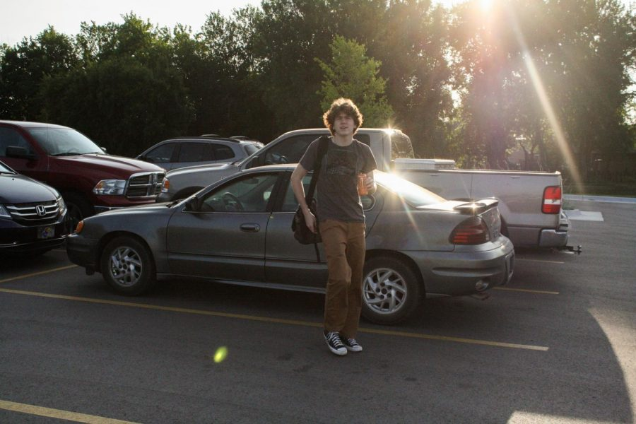 First Day of School (Photos by Reese Cowden)