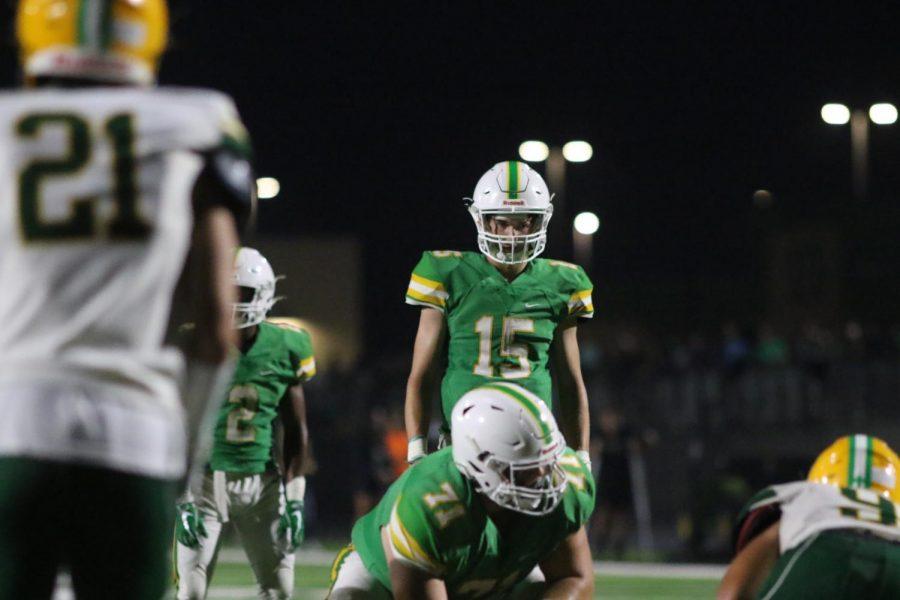 Varsity Football v. Bishop Carroll (Photos by Mersadie Kiewel)