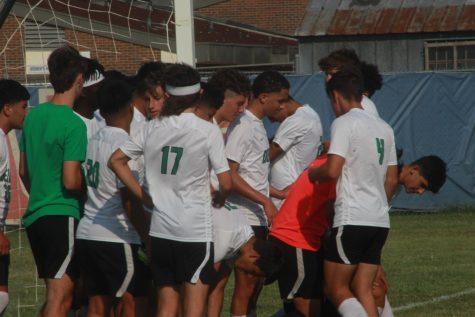 Boys Soccer Titan Classic Championship v. Bishop Carroll (Photos By Kaidence Williams)