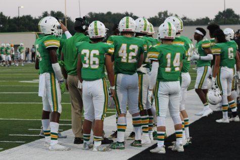 Homecoming Game VS Bishop Carroll (Photos by Ashley Perez)