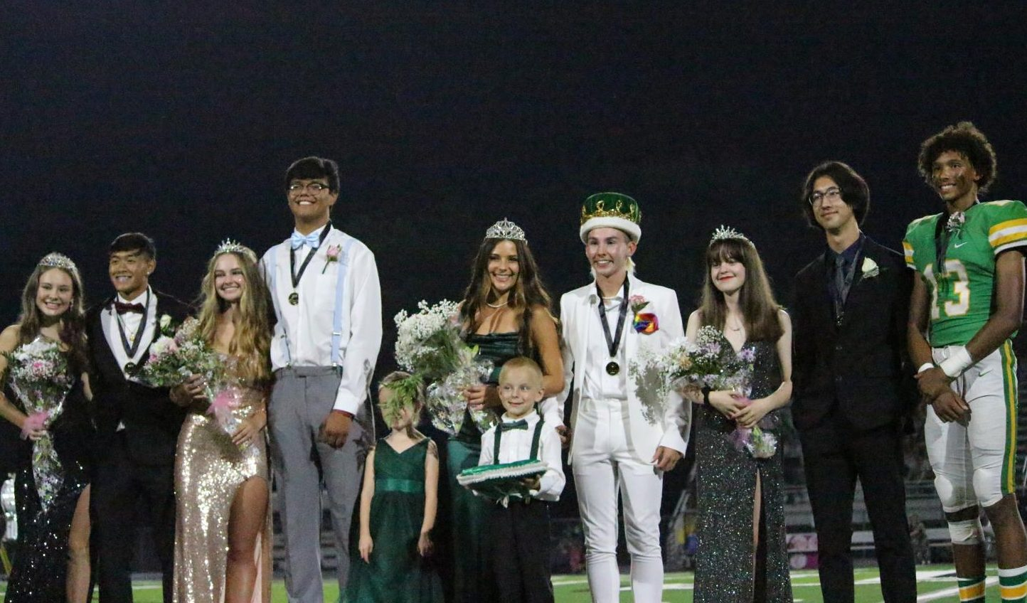 Homecoming+Game+VS+Bishop+Carroll+%28Photos+By+Aubrey+Nguyen%29
