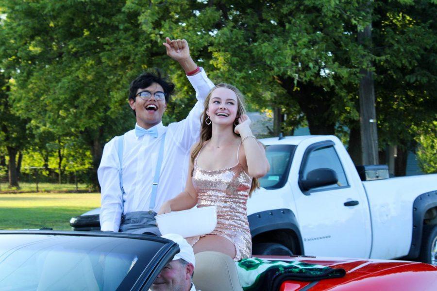 Homecoming Parade (Photos by Erica Sengthavorn)