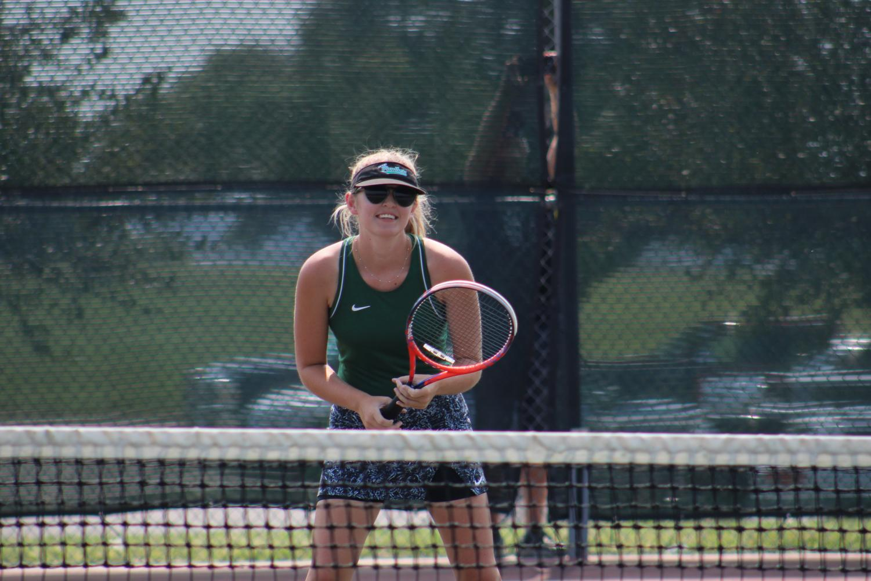 Varsity+and+JV+Tennis+at+Emporia+%28photos+by+Hailey+Jeffery%29