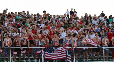 Varsity Football VS Newton (Photos by Aubrey Nguyen)