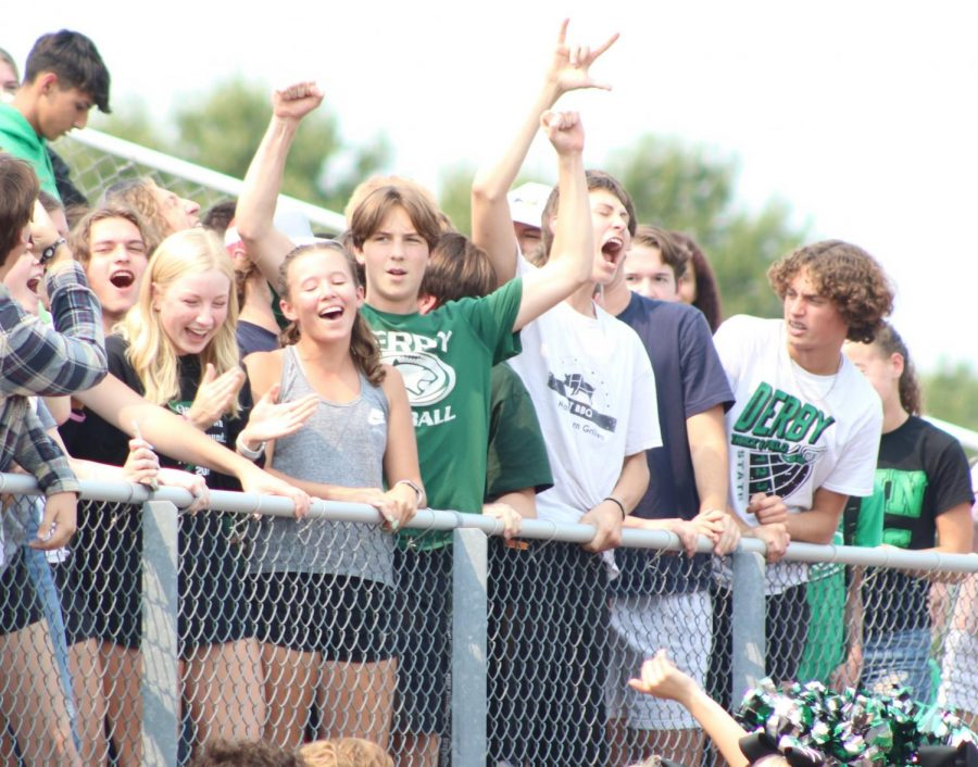 Homecoming Pep Assembly (Photos by Natalie Wilson)