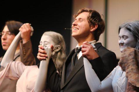 Drama Club Production Blithe Spirit (Photos By Mersadie Kiewel)