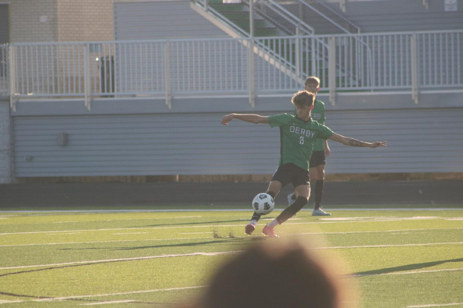 Varsity+Soccer+vs.+Andover+Central+%28Photos+by+Janeah+Berry%29