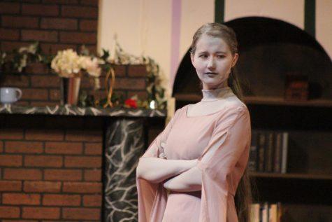 Drama Club Production Blithe Spirit 10/21 (Photos by Natalie Wilson)