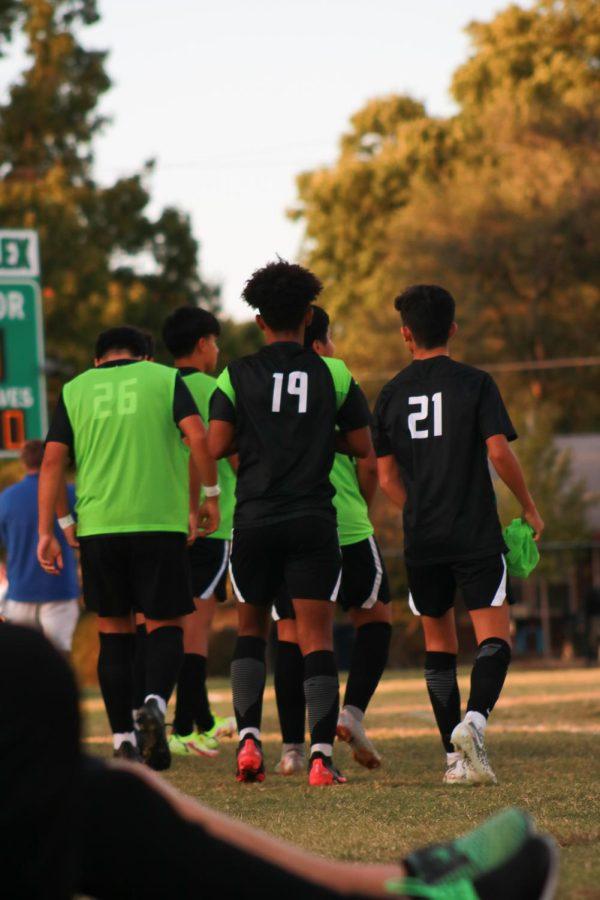 Derby vs Wichita south titans (Photos by Erica Sengthavorn)