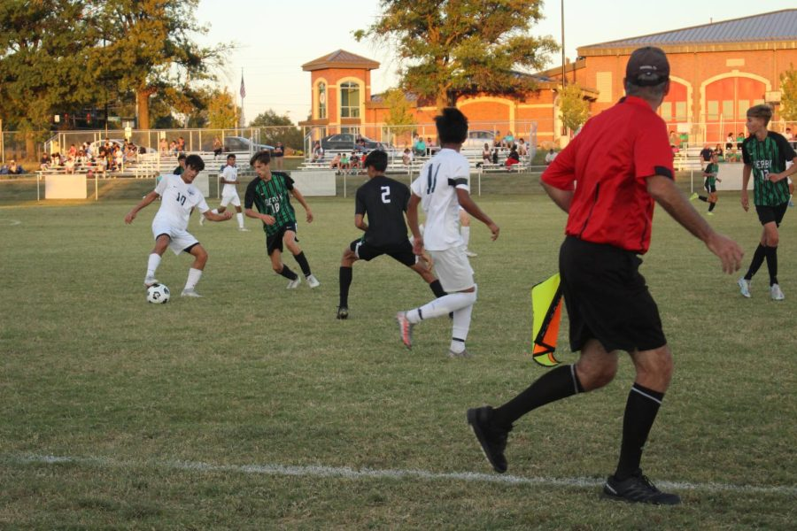 Derby vs Wichita East (Photos by Janeah Berry)