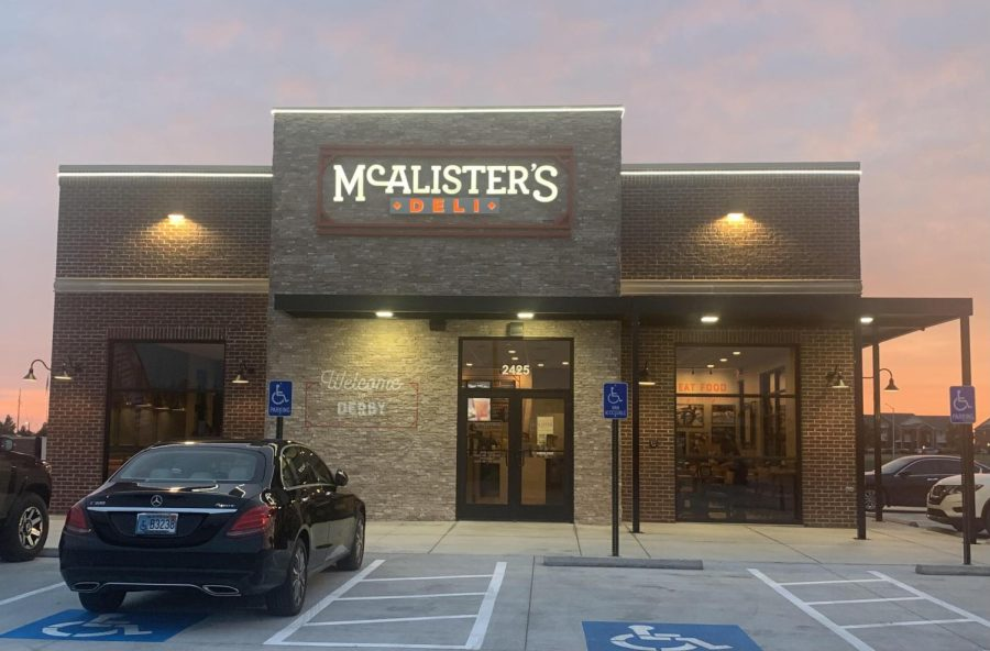 McAlisters+Deli+Review
