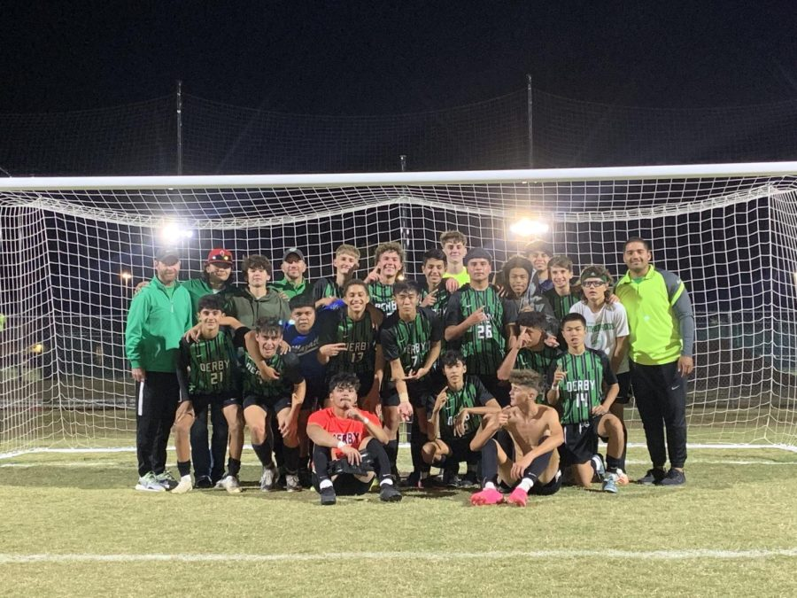 Boys soccer earns share of AVCTL I title